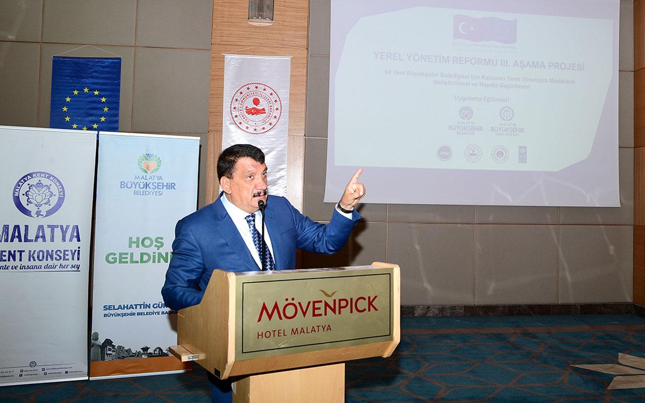Malatya'da UNDP Çalıştayı