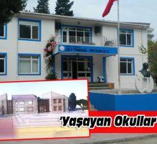 Zeytinbağı Ortaokulu 'Yaşayan Okul' seçildi