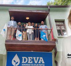 DEVA Mudanya'da parti binasının açılışını yapacak