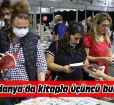 Mudanya'da kitapla üçüncü buluşma