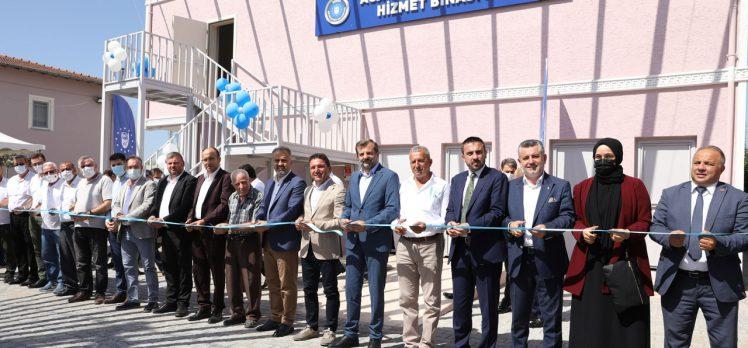Bursa Gürsu'da Ağaköy'de yeni yaşam alanı